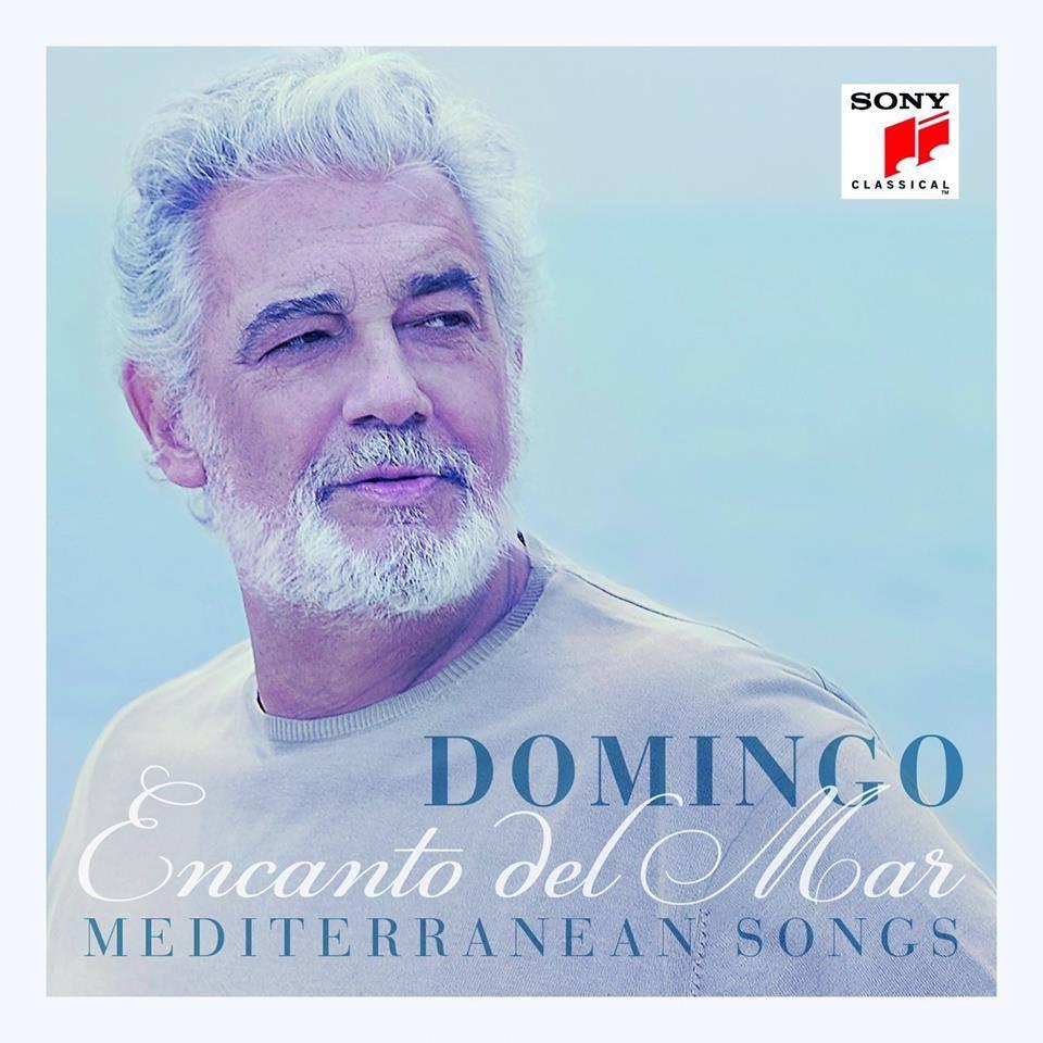 Новият диск на Пласидо Доминго