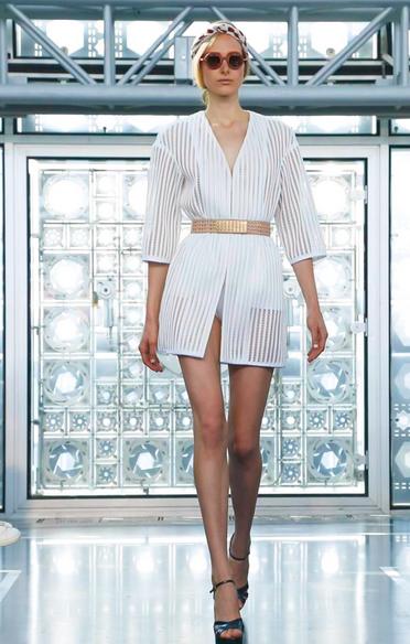 Откриване на Седмицата на модата в Париж