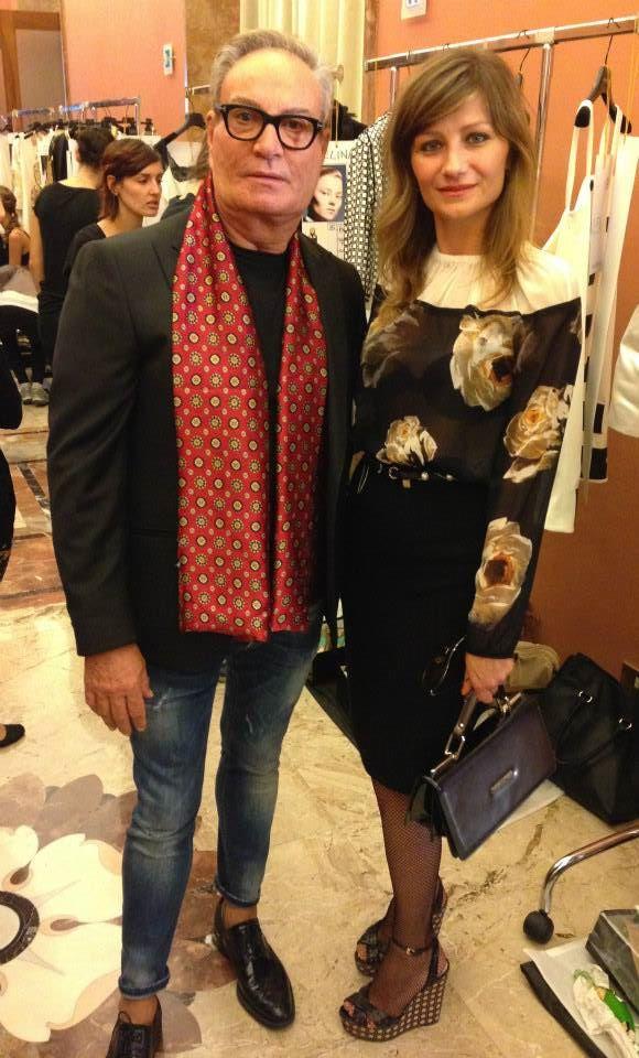 Седмицата на модата в Милано - роко