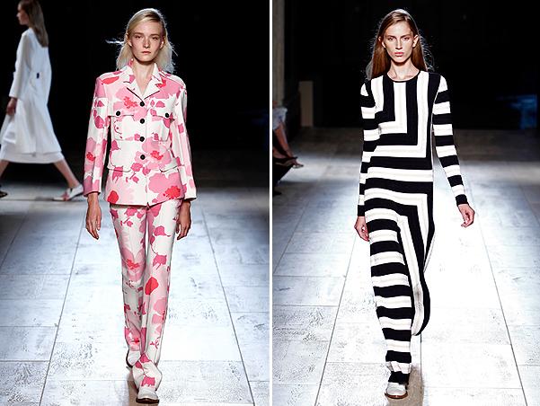 Victoria Beckham- Runway - Mercedes-Benz Fashion Week Spring 2015