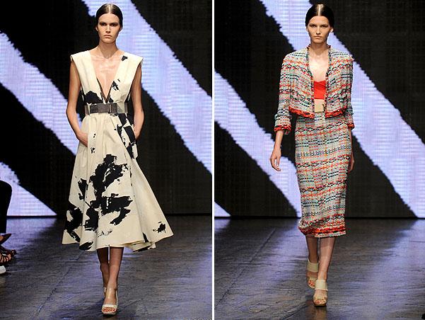 Donna Karan New York 30th Anniversary - Runway - Mercedes-Benz Fashion Week Spring 2015