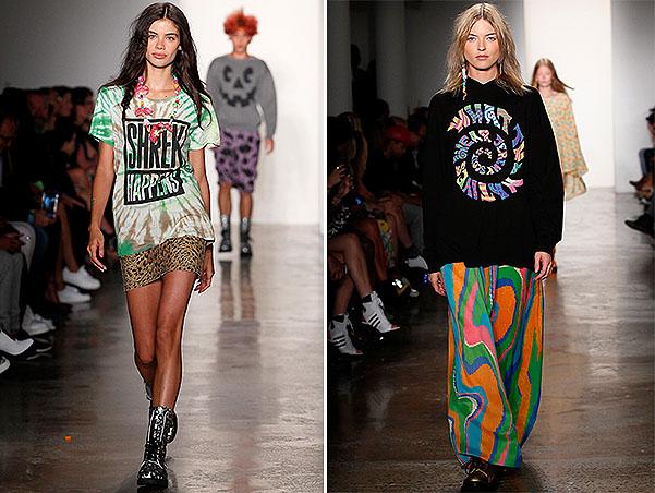 Jeremy Scott - Runway - MADE Fashion Week Spring 2015