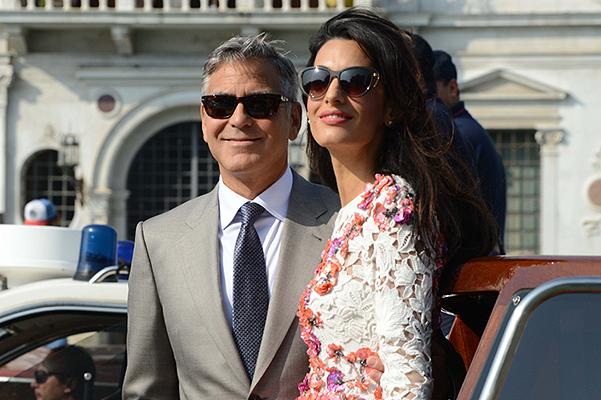 Семейство Клуни
