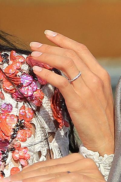 Семейство Клуни - пръстенът
