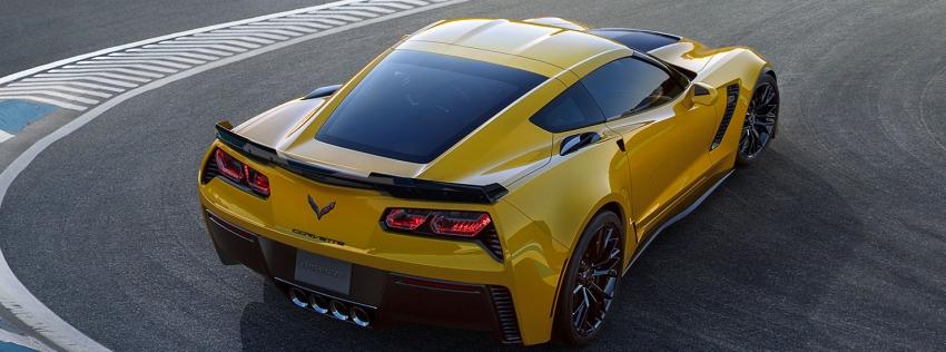 Chevrolet Corvette Z06 4