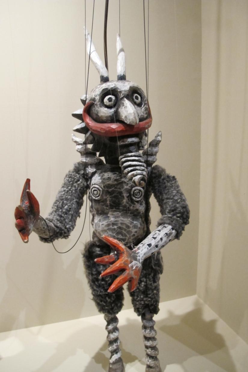 Изложба на чешки театрални кукли в СГХГ