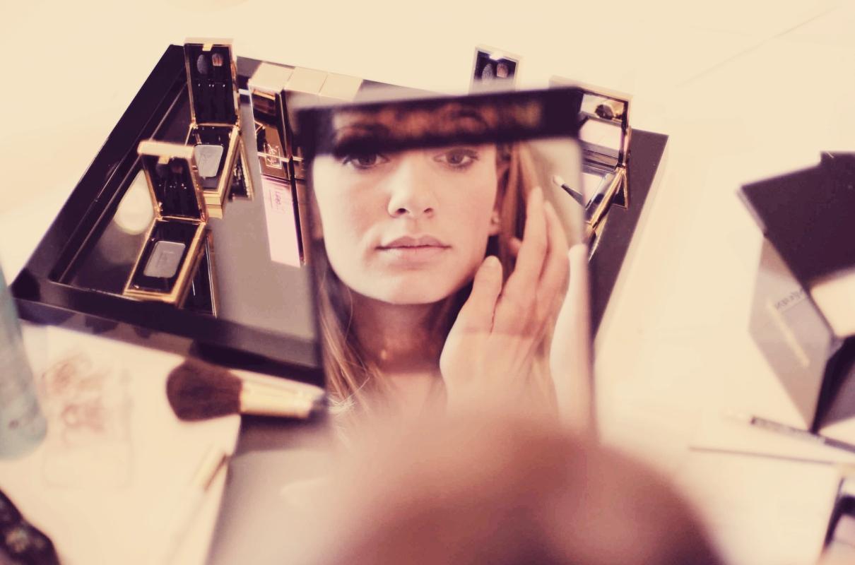 YSL Google Glass 1