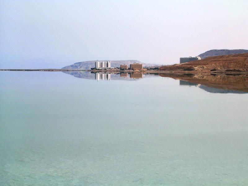 Първият спа курорт в света - Мъртво море