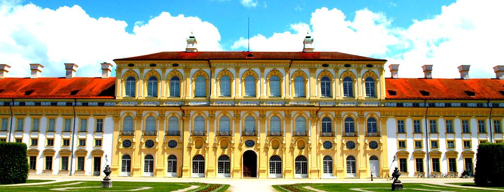 Баварският дворец Schleissheim - история и разкош