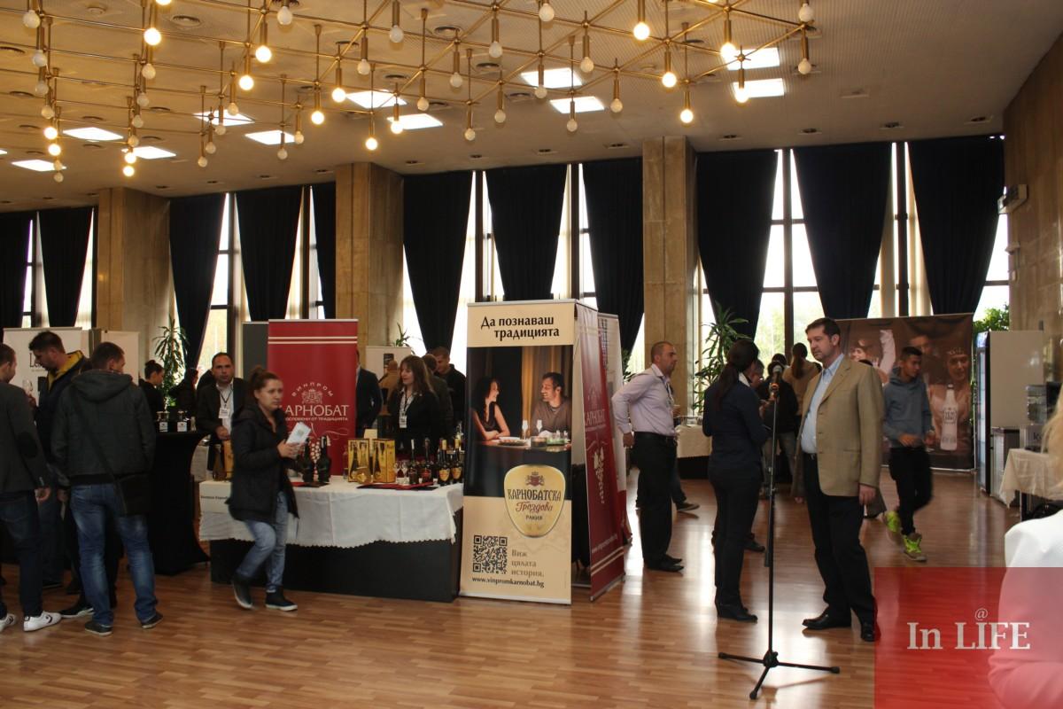 Вторият Balkan Rakia Fest събра производители от цял свят