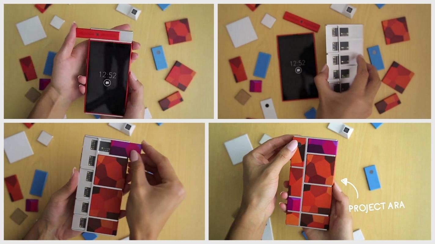 Google представи първия напълно работещ прототип на Project Ara устройство (видео)