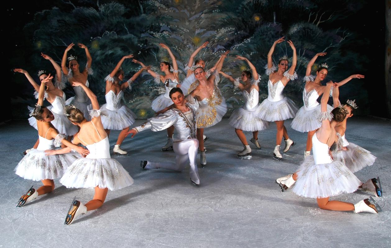 Световноизвестният Балет на лед на Санкт Петербург за първи път в България