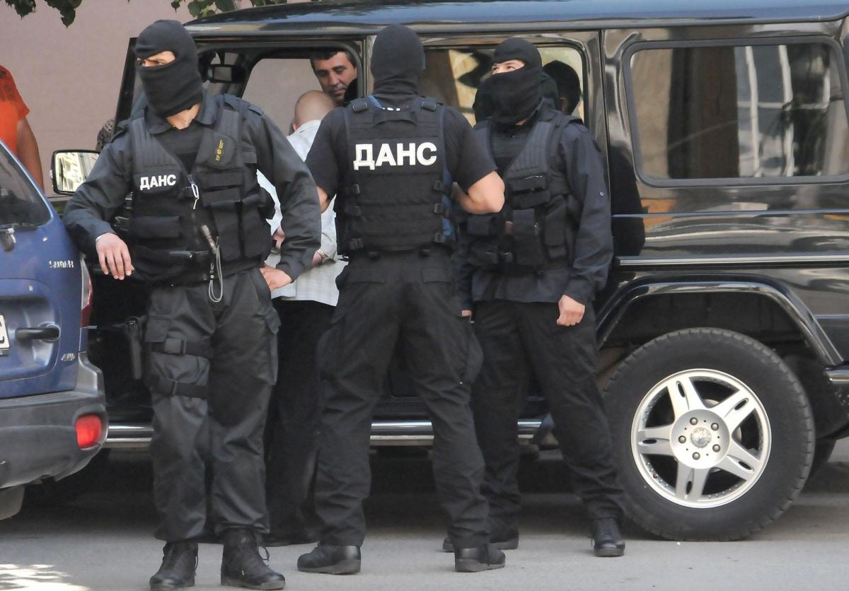 Масови арести за данъчни престъпления