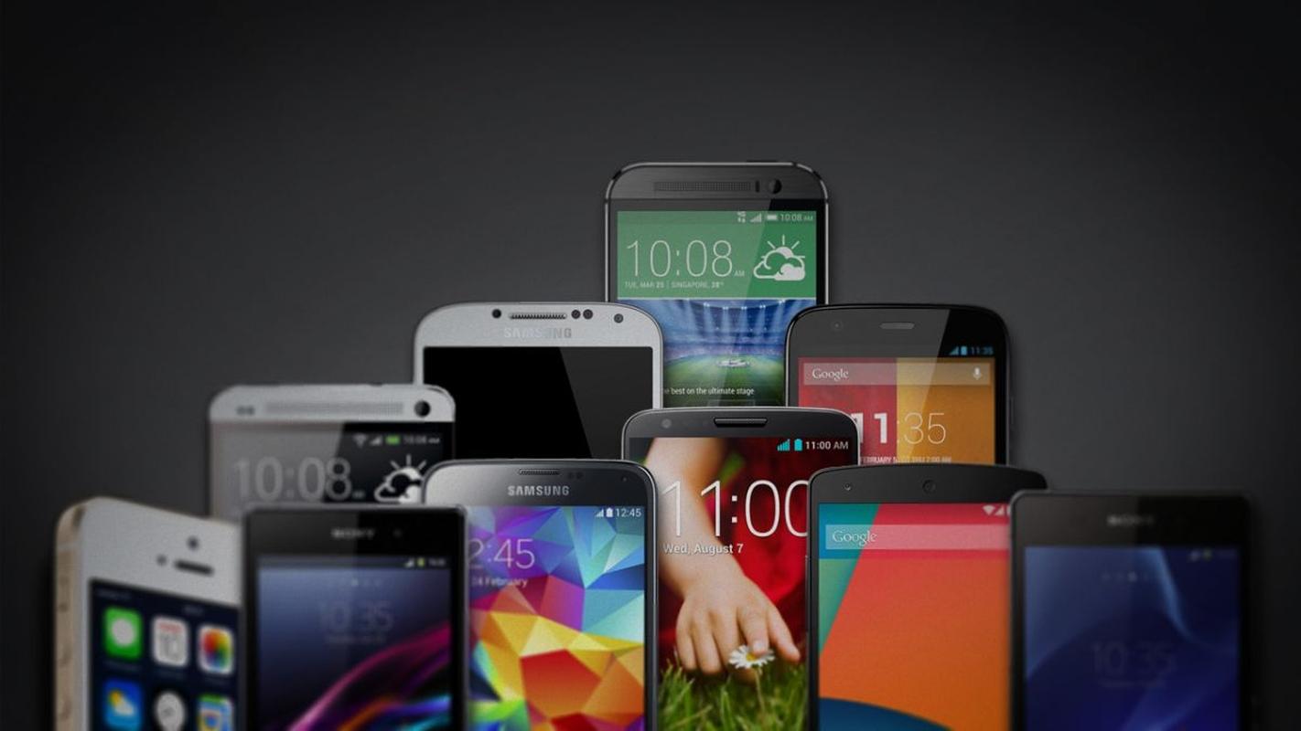 Най-добрите смартфони за 2014 г.
