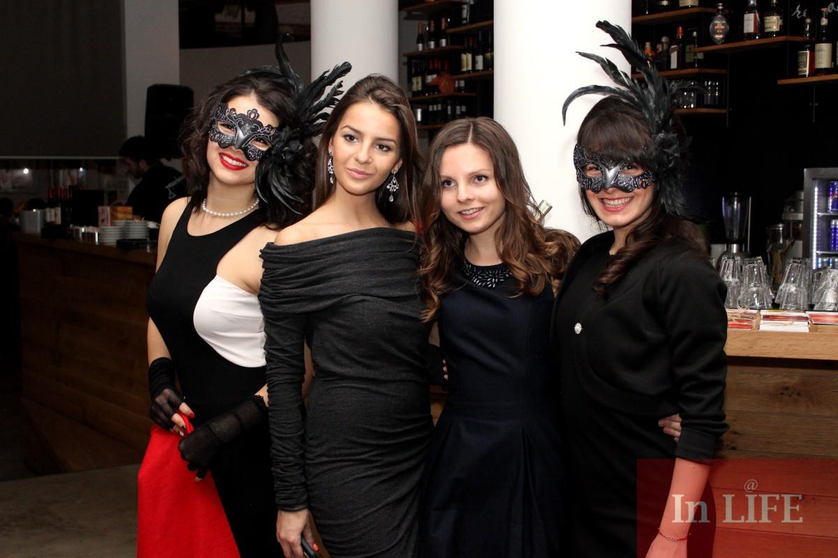 Коледното аристократично парти на ABLE