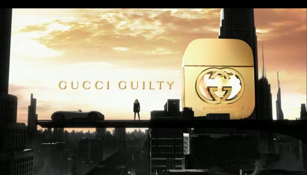Gucci Guilty в града на греха