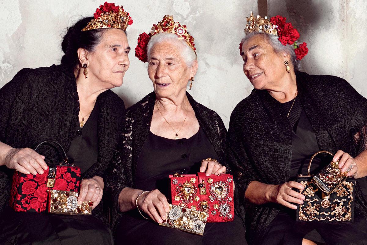 Испански ритми и настроение в кампанията на Dolce & Gabbana