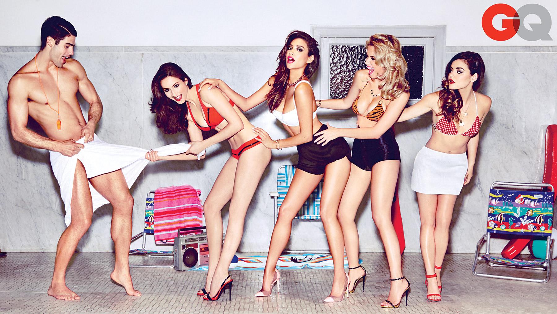 Най-сексапилните жени за 2014