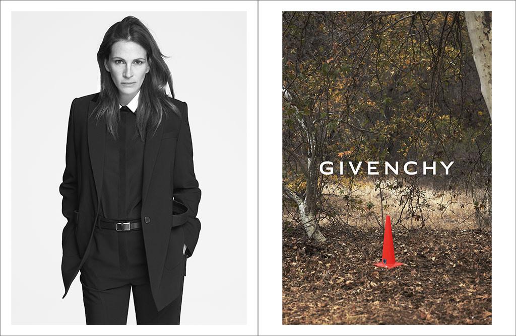 Джулия Робъртс е новото лице на Givenchy