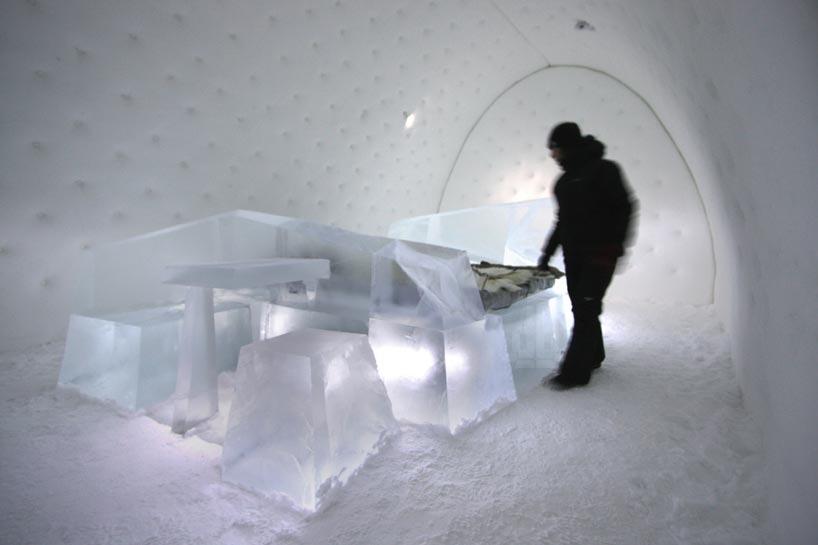 """Леденият хотел """"Icehotel # 23"""""""