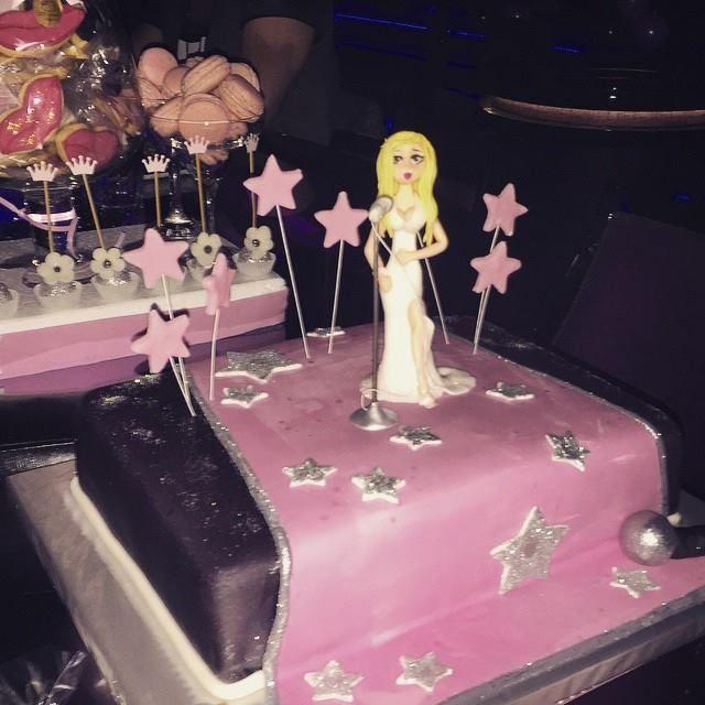 Кубрат подари парти за рождения ден на Андреа