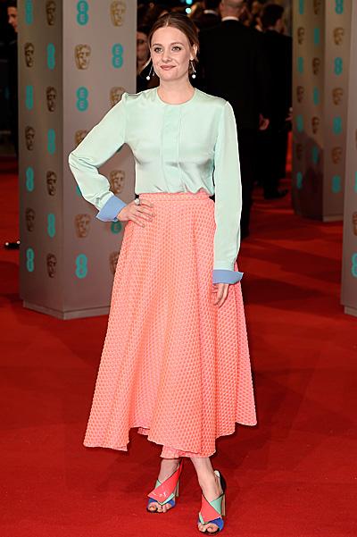 BAFTA 2015 - Най–лошо облечените звезди на червения килим