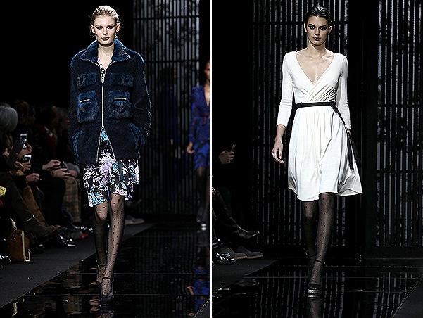 Diane Von Furstenberg - Runway - Mercedes-Benz Fashion Week Fall 2015