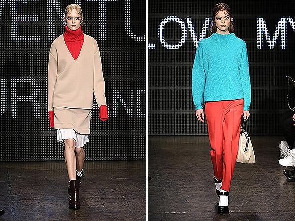 DKNY - Runway - Mercedes-Benz Fashion Week Fall 2015