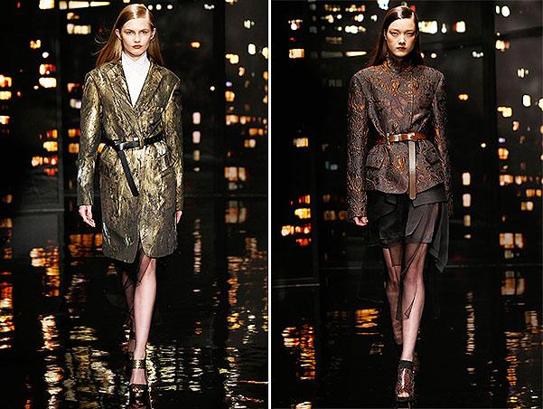 Donna Karan New YorkВ - Runway - Mercedes-Benz Fashion Week Fall 2015