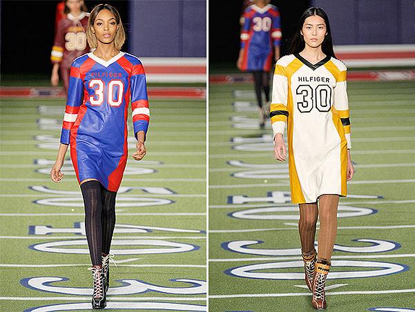 Tommy Hilfiger Women's - Runway - Mercedes-Benz Fashion Week Fall 2015
