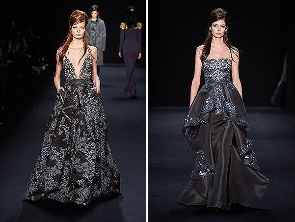 Седмица на модата в Ню Йорк - Badgley Mischka