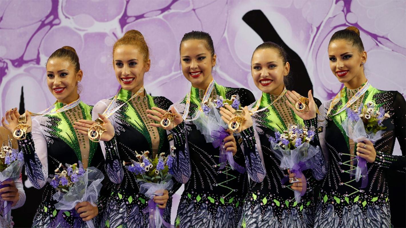 Българският ансамбъл победи Сборная в Москва