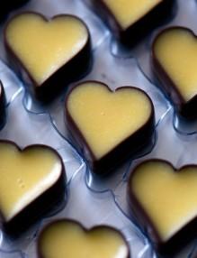 Бонбони сърца