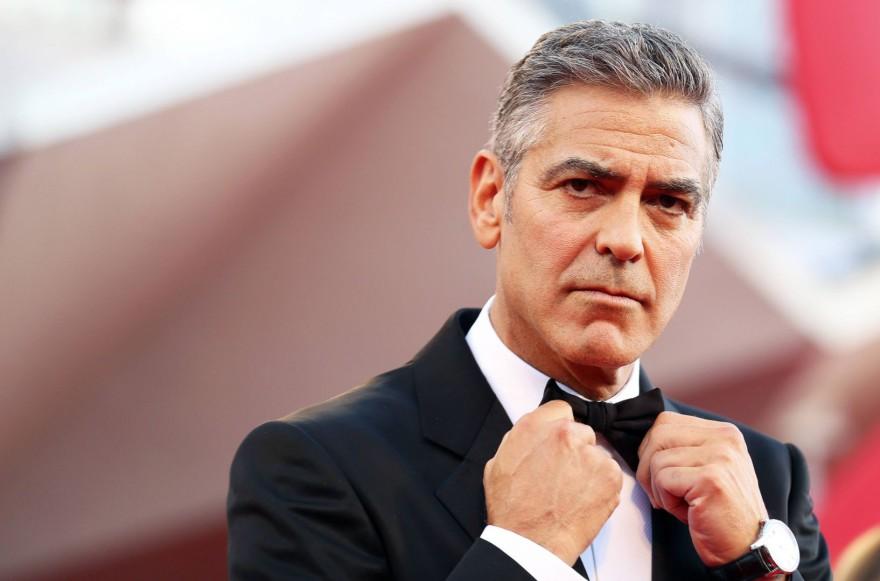 Джордж Клуни е най-стилният мъж за всички времена