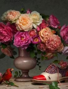 """""""Обувки и цветя"""" - приказки по Лабутен..."""
