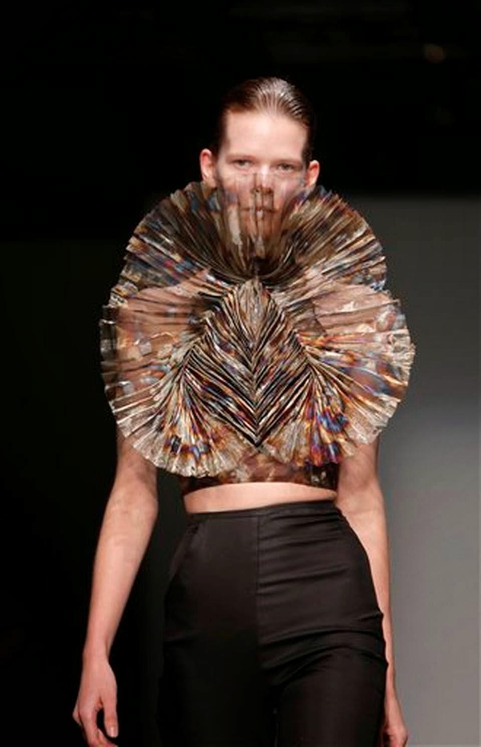 840Paris Fashion Van Herpen