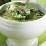 супа по гръцки