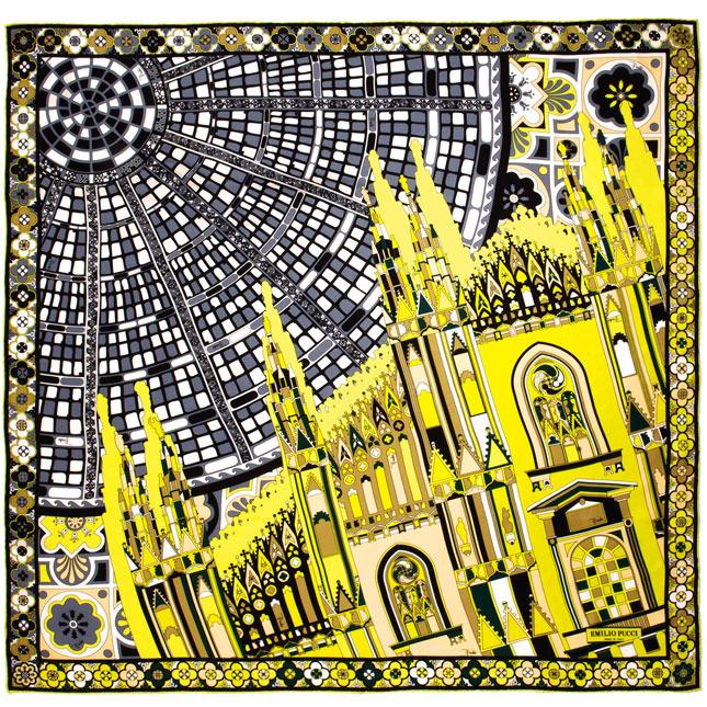"""""""Пътят на коприната"""" от Emilio Pucci"""