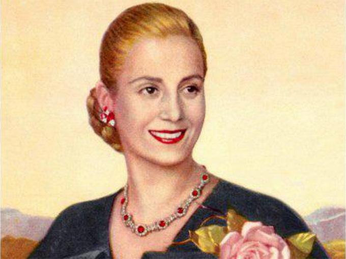 Легендата Ева Перон