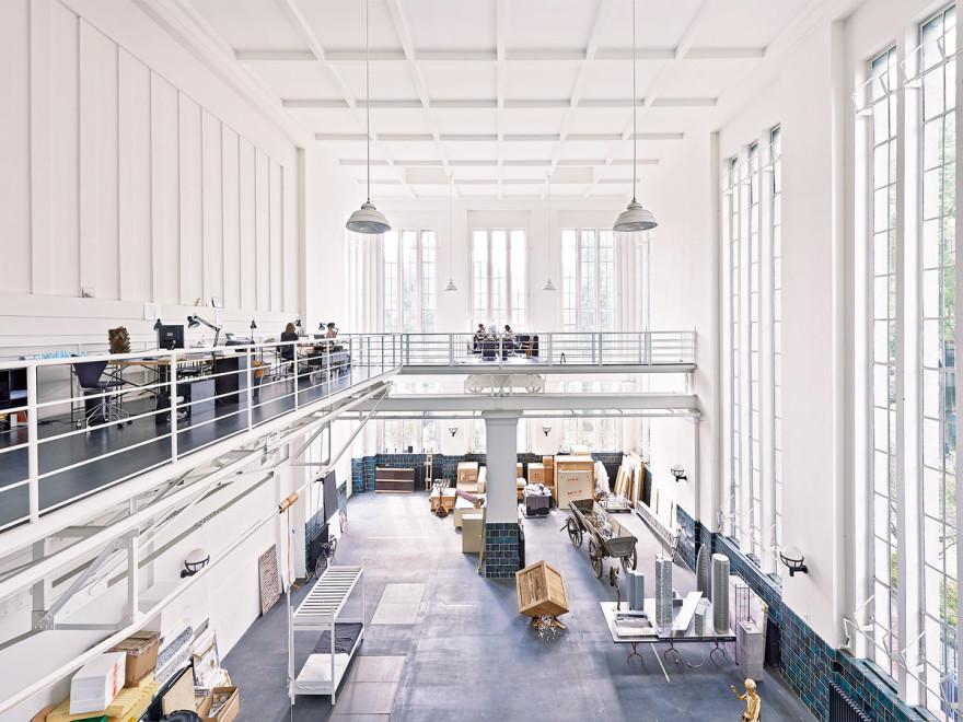 Фабрика за фантазии в Берлин