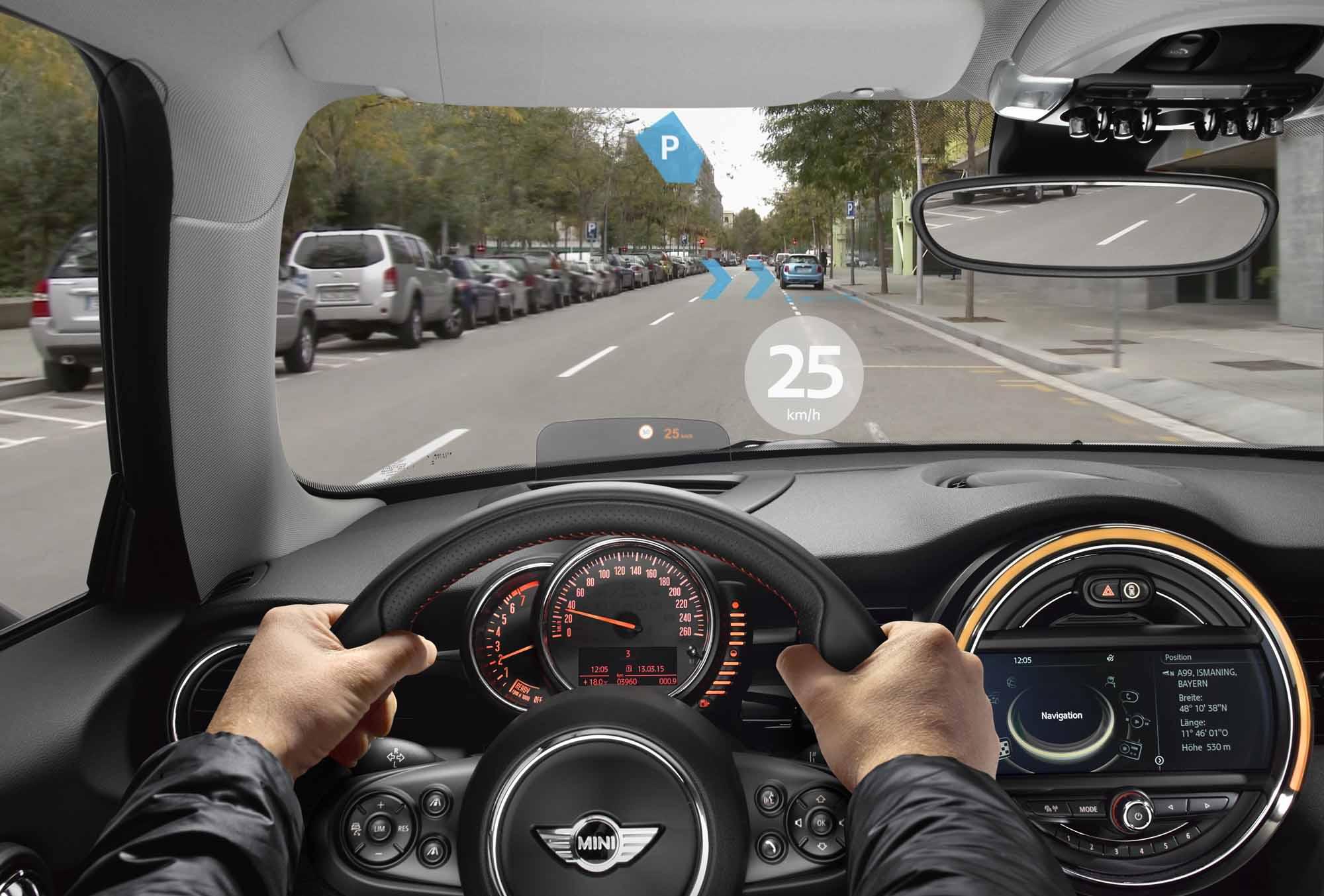 MINI представи собствени очила за виртуална реалност (видео)