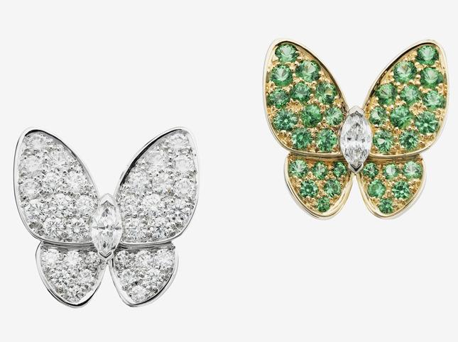 Любимите пеперуди на Van Cleef & Arpels