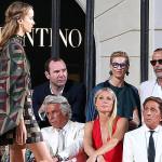 Valentino  - Front Row - AltaRoma AltaModa Fashion Week Fall/Winter 2015/16