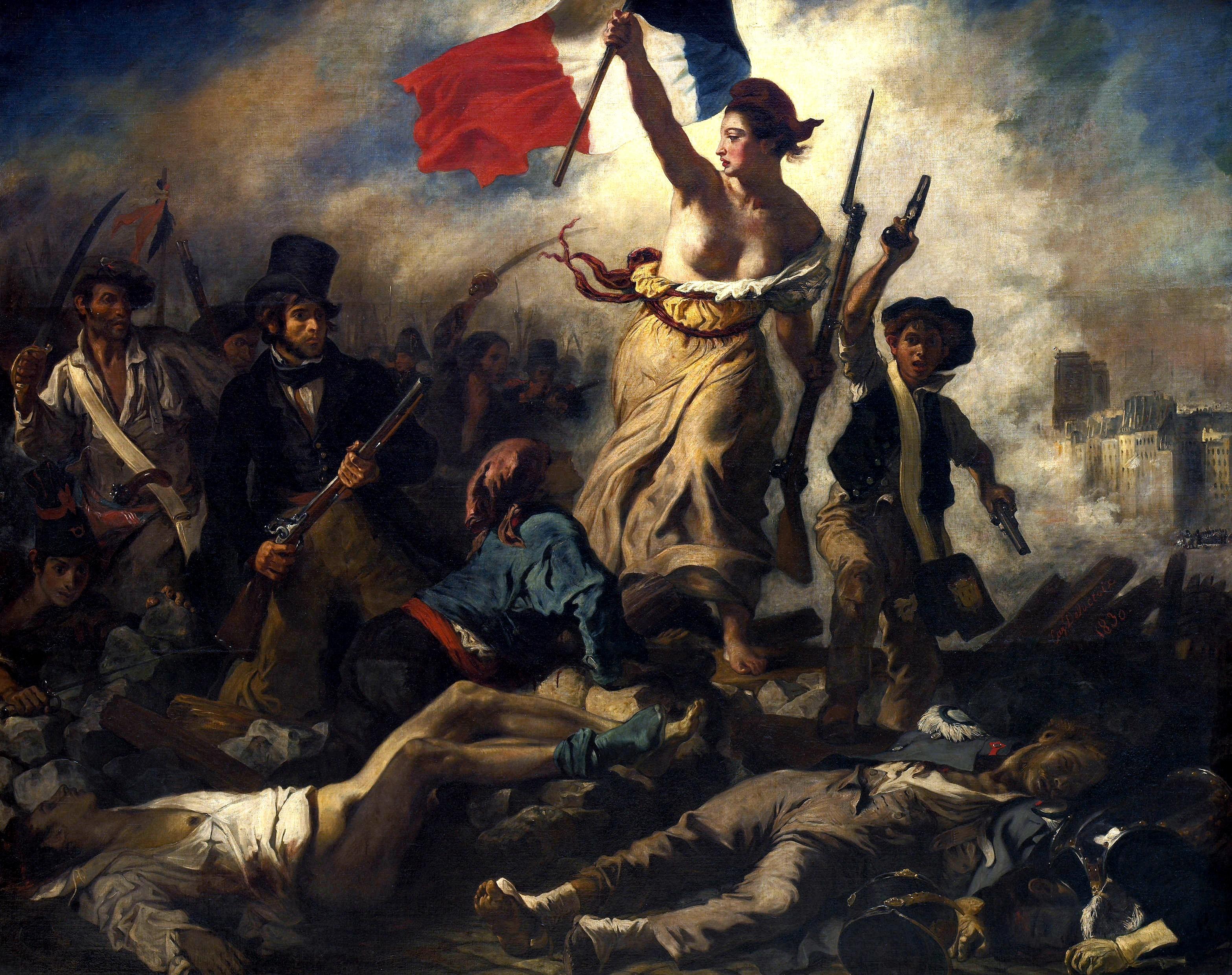 Кой победи във Френската революция?