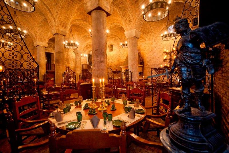 18-те най-невероятни ресторанта в света (част II)