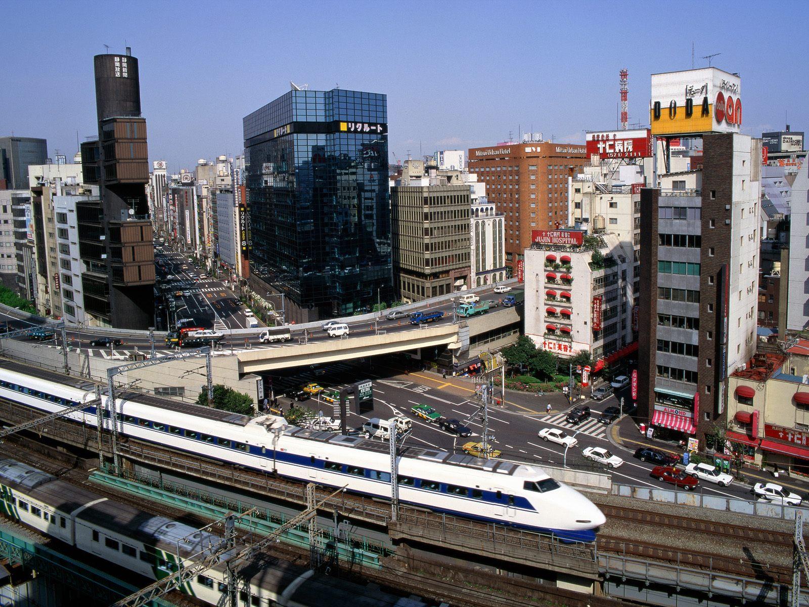 Да живееш на бързи обороти - дори и стрелците биха го усетили, ако изберат Токио.