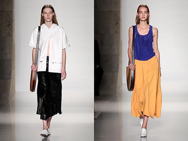 Victoria Beckham - Runway - Spring 2016 New York Fashion Week