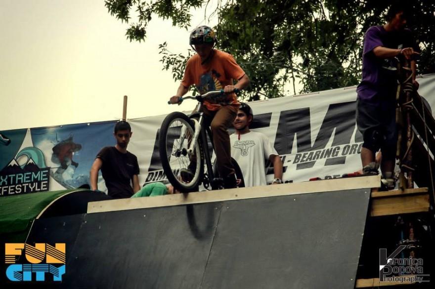 Велопарк Варна