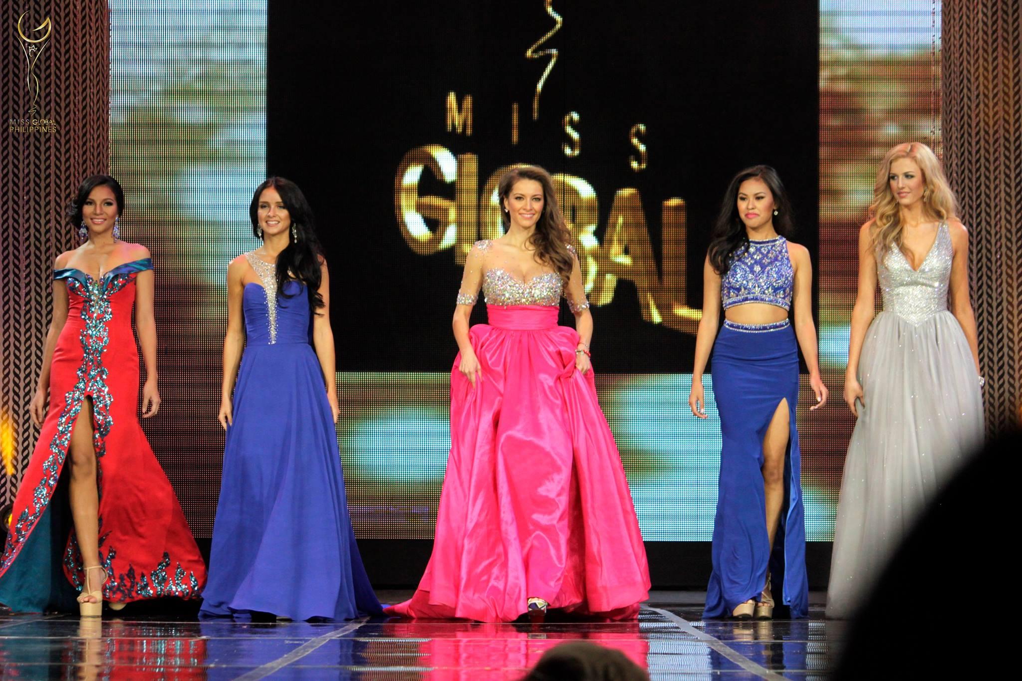 Гери Дончева Miss Global