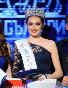 """21-годишната Марина Войкова е новата """"Мис България"""""""